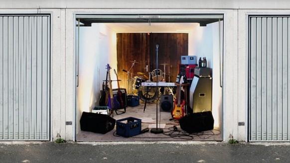 innovative Kunst-garage