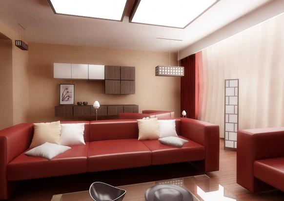 inspirierende Wohnzimmer