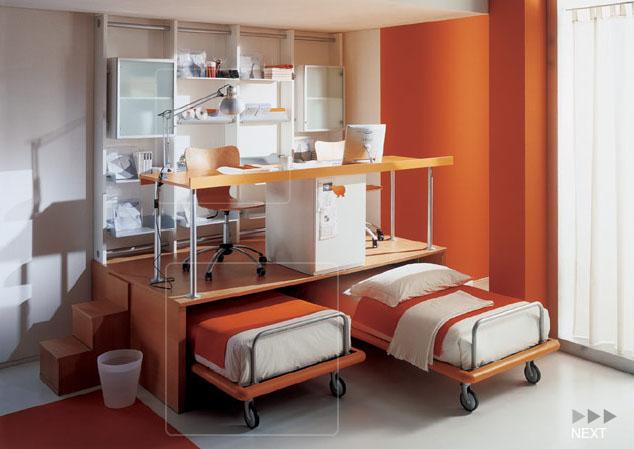 Kids bedroom - Good Kids Badroom Layout Ideas