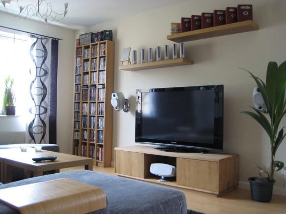 Wohnzimmer Dekor