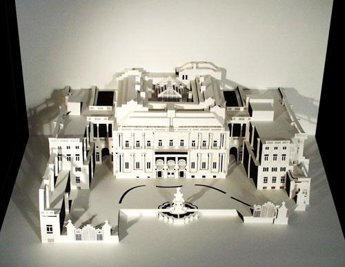 Papier-Architektur