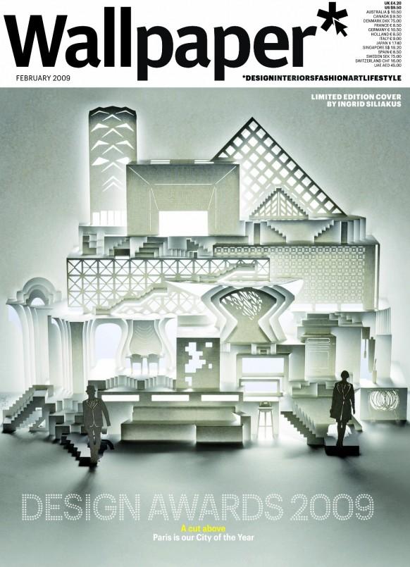 wallpaper Magazin-cover