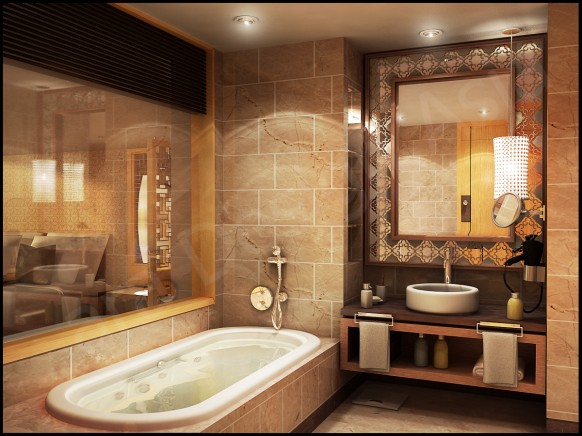 erstaunlich Badezimmer