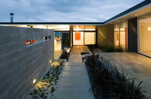 Strand-Haus-design