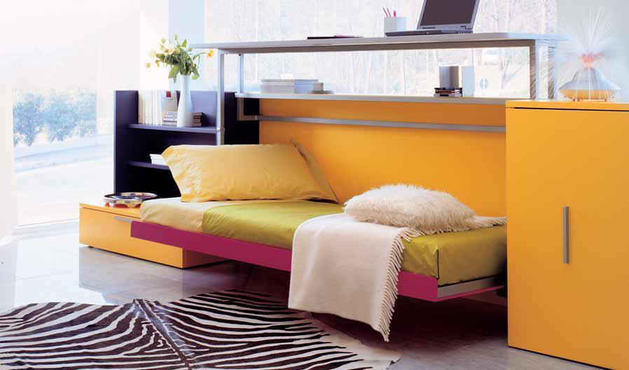 Bedroom Interior Decorating Ideas in Small Spaces with 7 Creative ... - Small Space Bedroom Interior Design