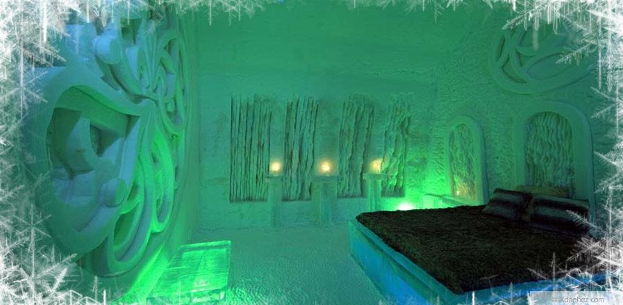 Ice Hotel Hotel De Glace Canada