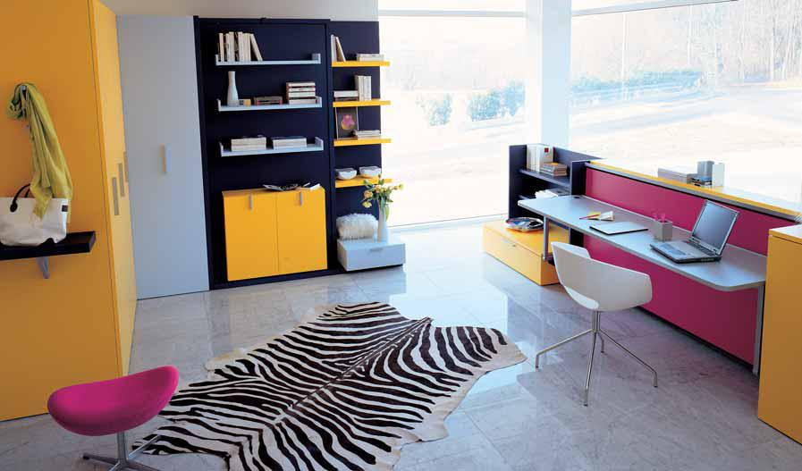Ideas for Teen Rooms with Small Space on Bedroom Ideas Small Room Teenage  id=31904