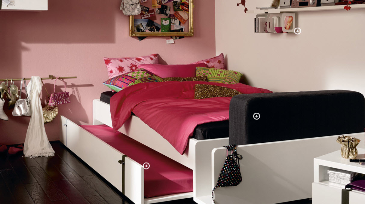 Trendy Teen Rooms on Trendy Teenage Room Decor  id=18701