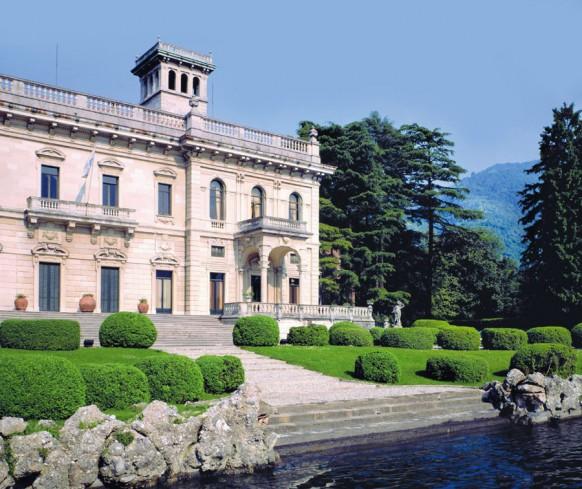 villa antica Italien
