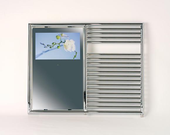 Aquavision Handtuchhalter-TV