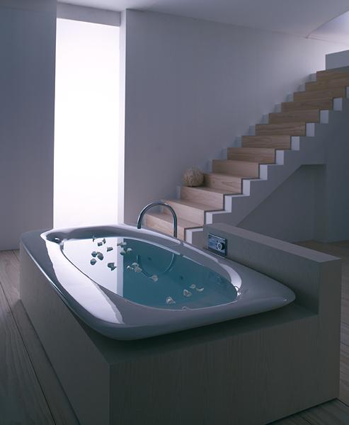 Kohler vibr akustischen Badewanne