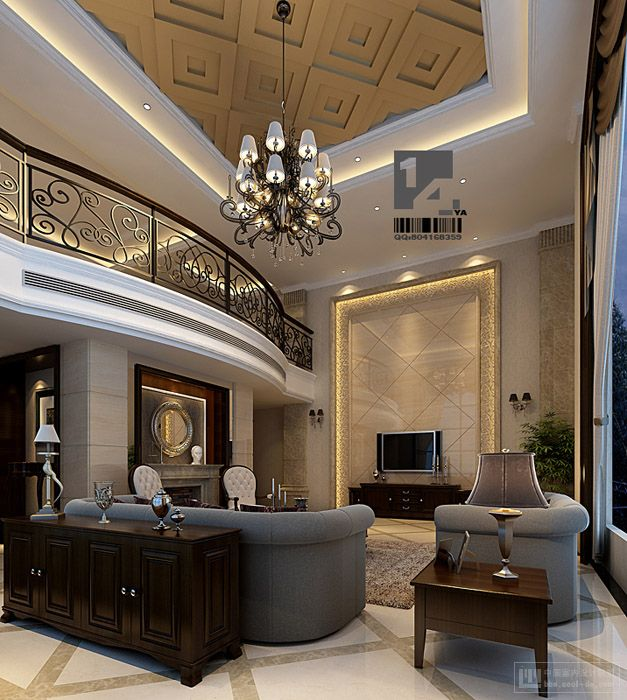 Luxury Home Interior Design Gallery: Modern Chinese Interior Design