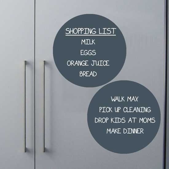 einfache to-do-Liste Tafel