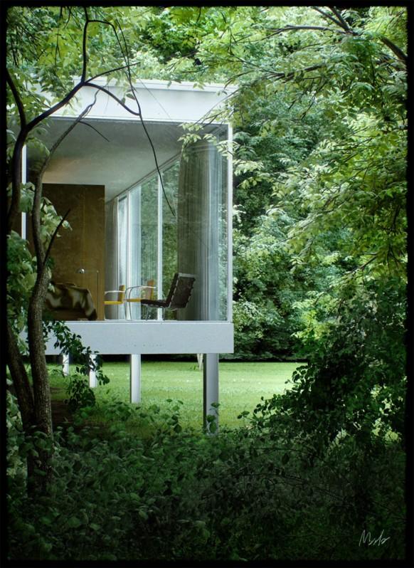 Haus Wald