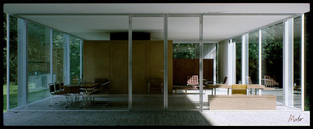 House render interior