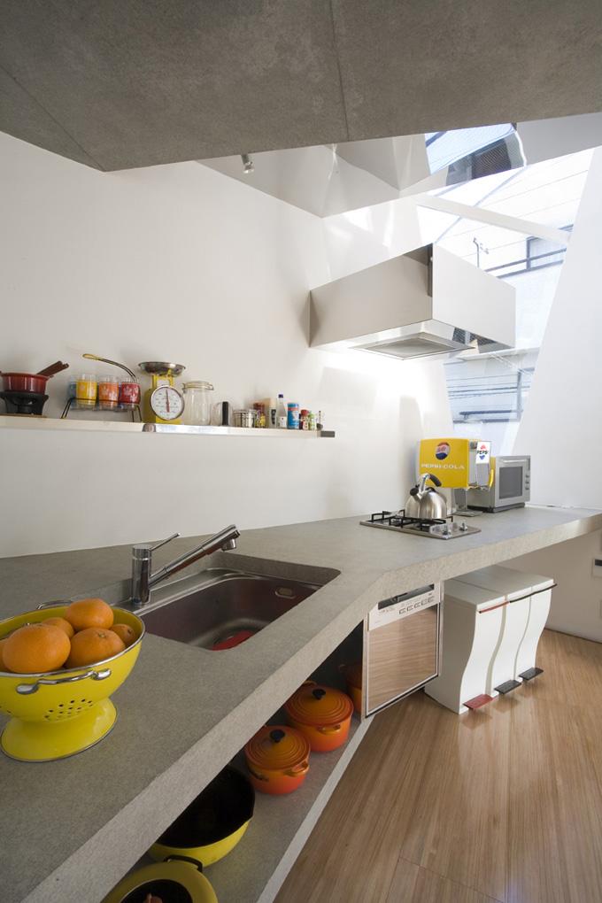 Mineral kitchen