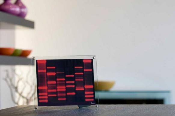mini-DNA-Kaffee-Tisch