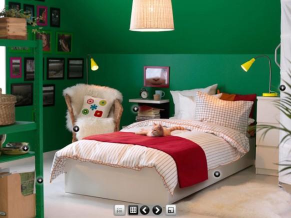 Zimmer mit einer Idee