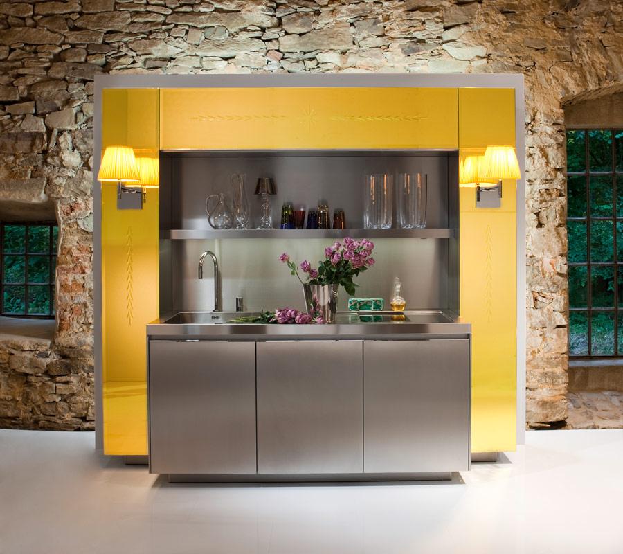 Philippe Starck Designs Kitchens For Warendorf