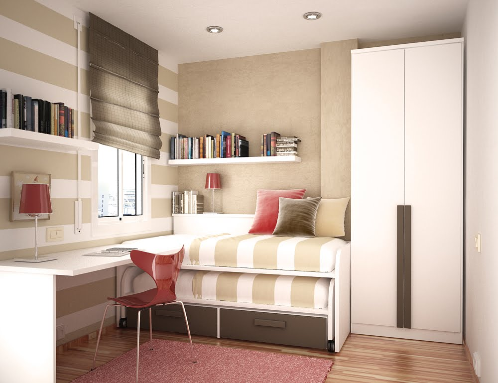 E Saving Ideas For Small Bedroom Interior Design