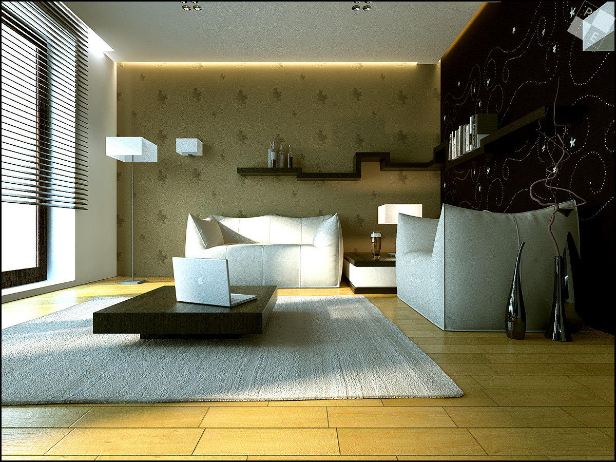 10 beautiful living room spaces - Design of living rooms with picture ...