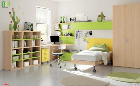 go green room