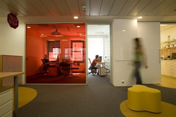 Design Of Google S Offices From Around Europe