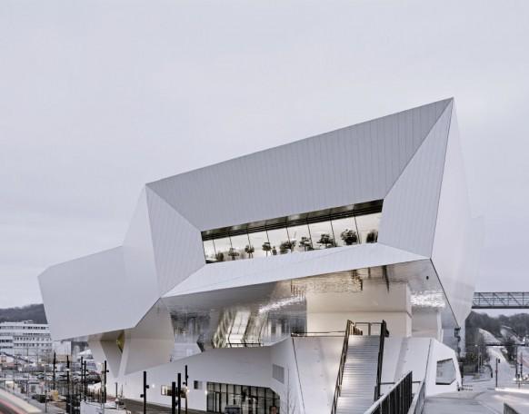 porsche museum-Bild