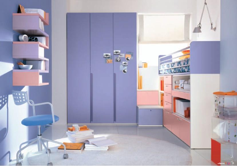 Modern Kids Room Furniture from Dielle on Trendy Room  id=80566
