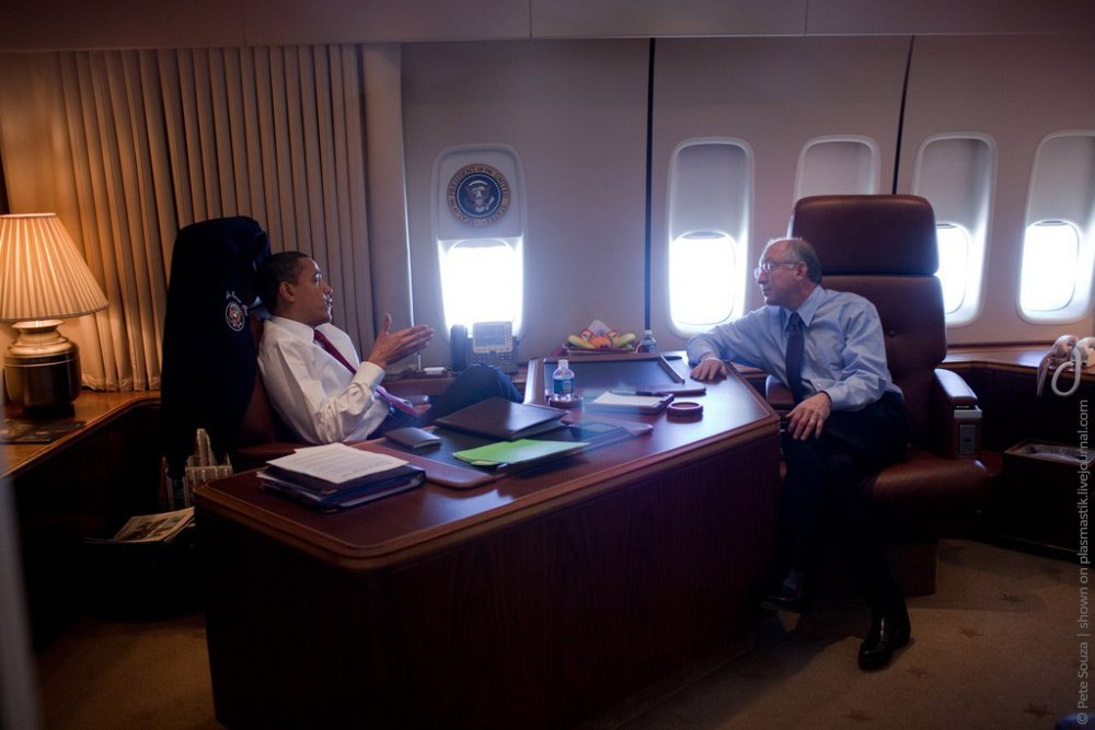 Air force 1 workspace