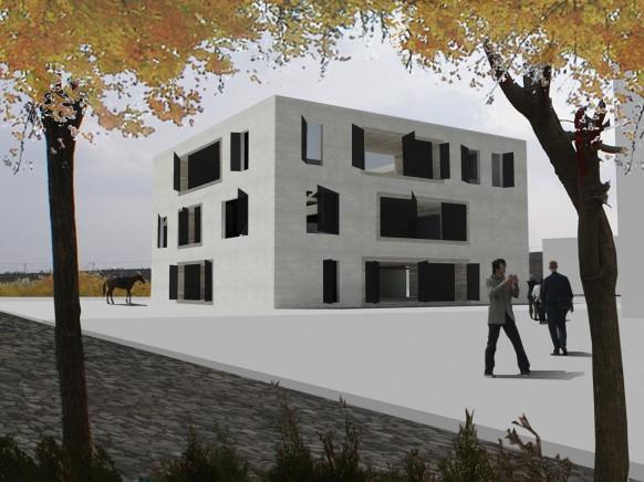 Rintala Eggertsson Haus 15