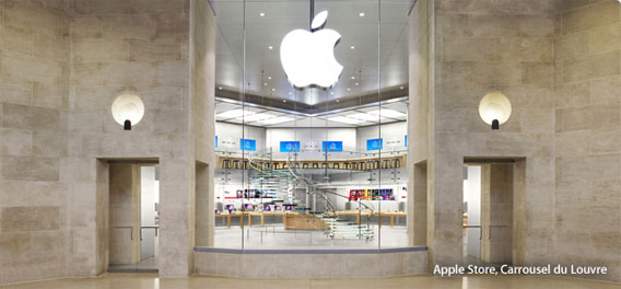 Der Apple Store