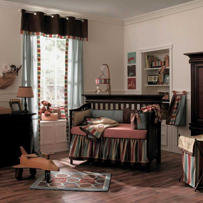 Our Little Baby Boy S Neutral Room: Baby Bedding Sets And Ideas