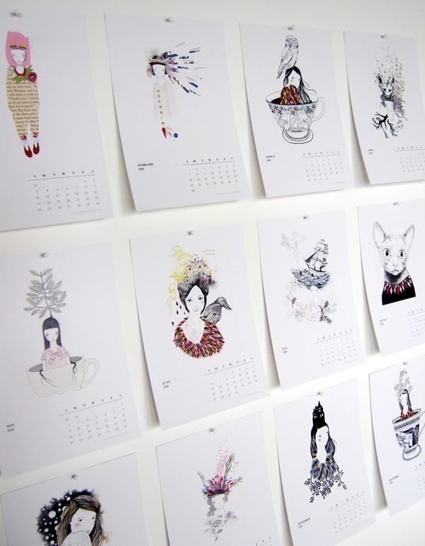Kalender-Idee