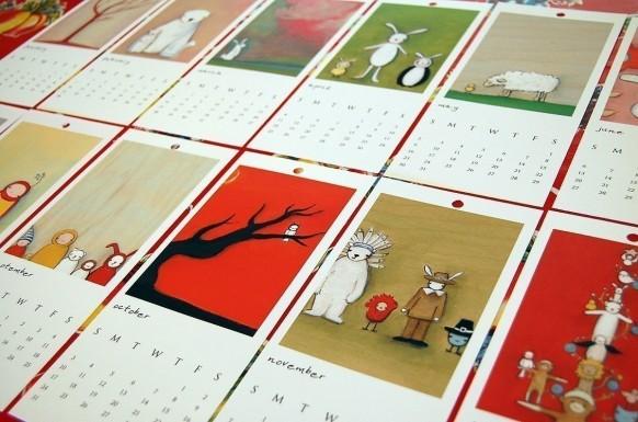 kreative Kalender 8