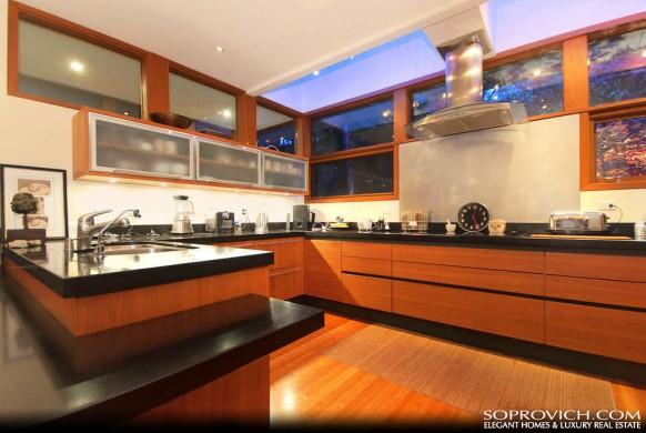 gourmet-Küche