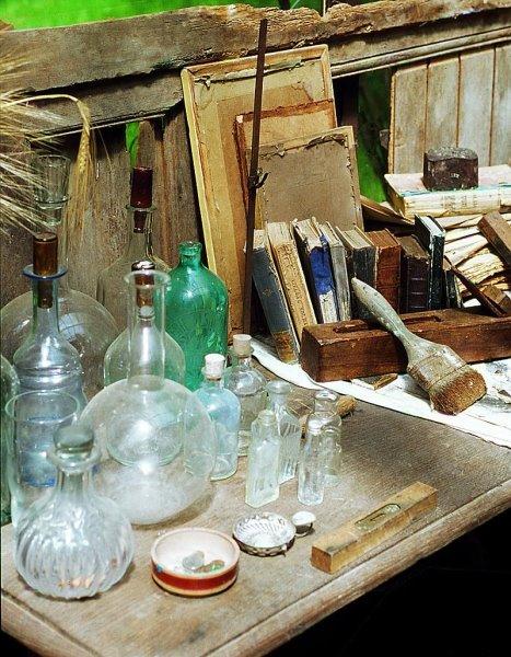 Gegenstände im Haus