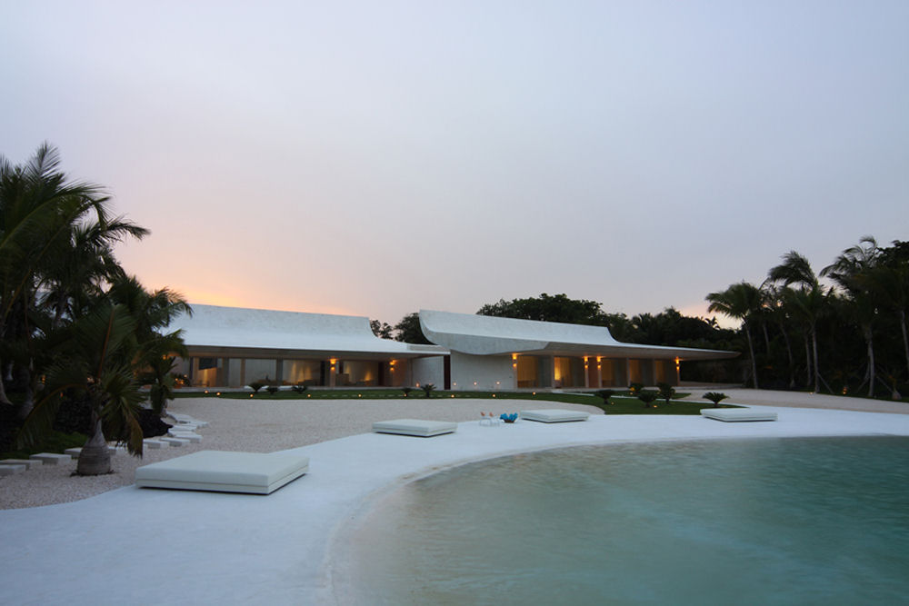Luxury House In The Caribbean