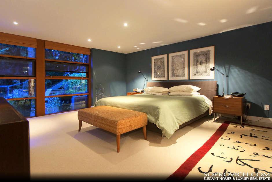 Twilight home · master bedroom