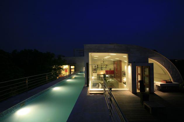 Residence In New Delhi India