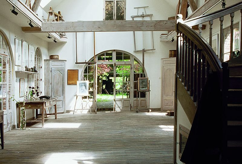 Beautiful french country house - French country home interior ...