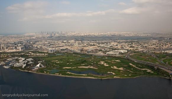 Stadt: dubai - erweitert den Horizont