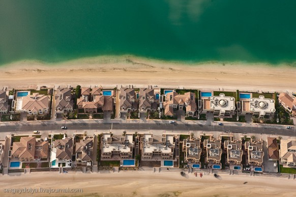 Stadt: dubai - kleinere Siedlungen