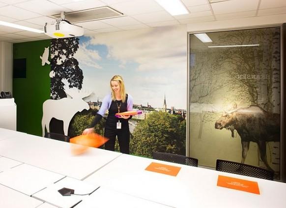 google stockholm office - Konferenz-Bereich