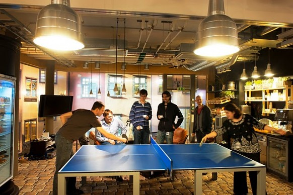 google-stockholm Büro - Spiel-Raum