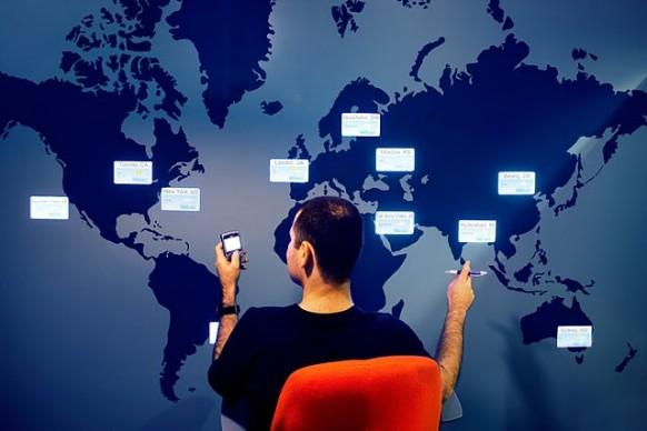 google stockholm office - meeting-Raum