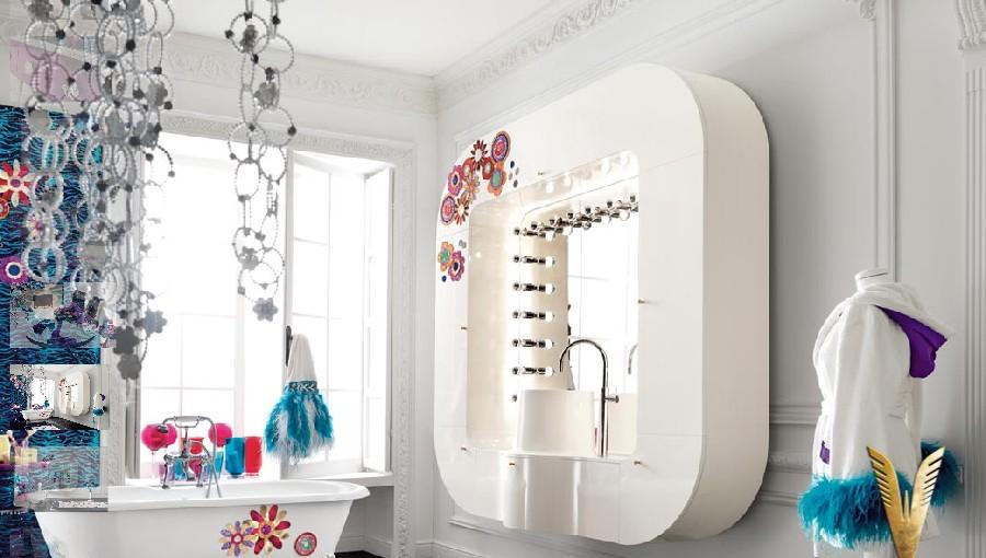 Luxurious interiors bathroom
