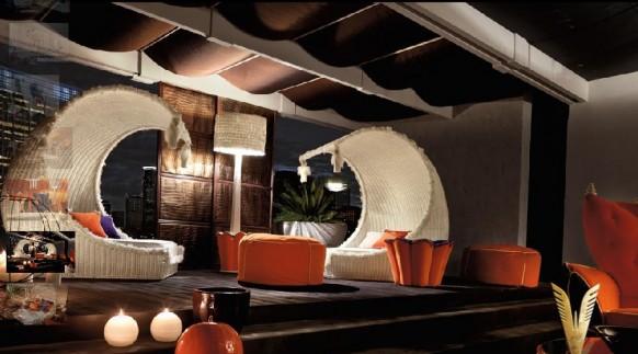 luxuriöses-Interieur - Stühle