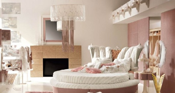 luxuriöses-Interieur-chic Zimmer