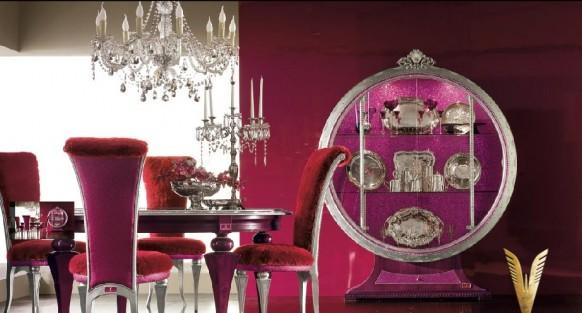 luxuriöses-Interieur-exquisite Sammlung